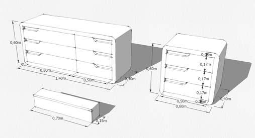 Servicios dise o asociacion fabricantes muebles aemmce for Dimensiones de mobiliario