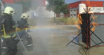 Curso Lucha contra Incendios Aemmce