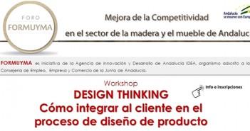 Workshop Design Thinking IAT Aemmce Fabricantes del Mueble Comarca de Écija