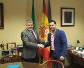 Firmado el convenio marco entre el Ayuntamiento de Écija y Aemmce