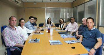 Presentación Surmueble 2017 en Écija con empresarios de Aemmce