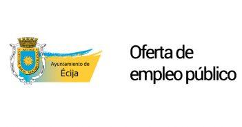 Oferta empleo público Carpintería Ayuntamiento Ecija