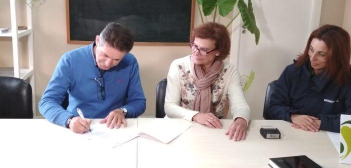 Convenio con Serviluz para la recogida de residuos