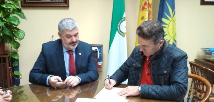 Firmada nueva adenda con el Ayuntamiento para el curso CNC Avanzado