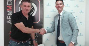 Convenio de colaboración entre Asepeyo y Aemmce