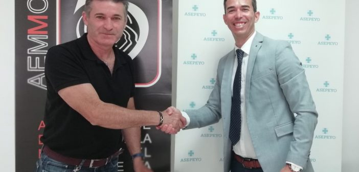 Firmado el nuevo acuerdo de colaboración entre Asepeyo y AEMMCE