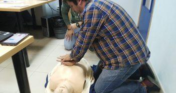 Curso Primeros Auxilios SPM Aemmce