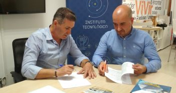 Firma convenio ITMASTERD y AEMMCE