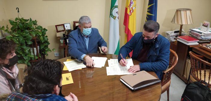 Nuevo convenio entre Ayuntamiento de Écija y Aemmce